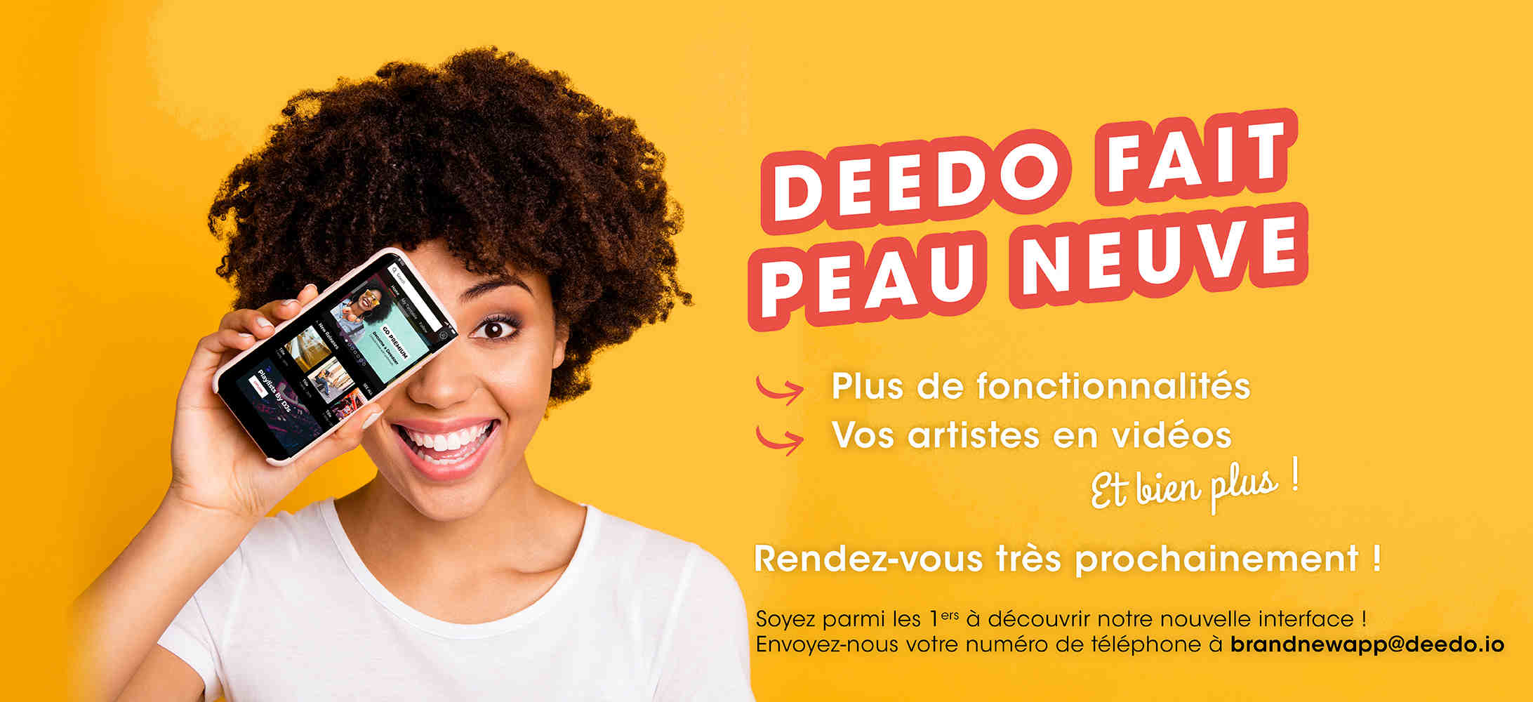 Deedo – Pan African Music Streaming
